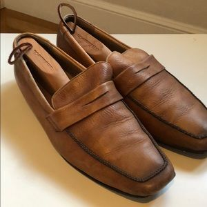 Banana Republic Leather Loafer